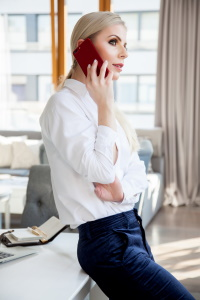 Unerwünschte Werbung zu melden, geht auch, wenn diese per SMS oder Fax eintrifft.