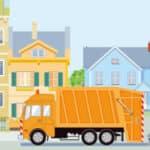 Unfall beim Probearbeiten: Ist der Sturz von Müllwagen gesetzlich unfallversichert?