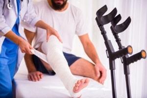 Die richtige Unfallversicherung soll günstig sein? Auch die Gliedertaxe ist ein wichtiger Punkt.