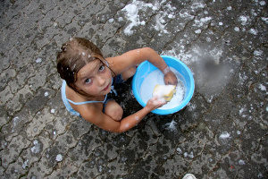 Unlauterer Wettbewerb ist zum Beispiel auch Kinderarbeit.