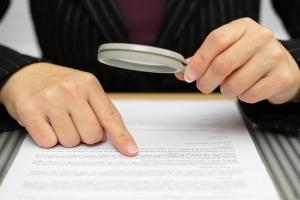 Bei der Unterlassungserklärung sollte ein Muster sorgfältig geprüft werden.