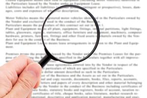 Die Unterlassungserklärung für eine unwahre Tatsachenbehauptung folgt einem Muster.