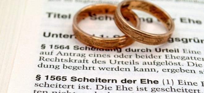 Auch eine Unternehmerehe kann in der Scheidung enden. Ohne Ehevertrag kann es problematisch werden.