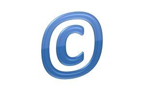 Im Gegensatz zum Urheberrecht für Bilder kann das Copyright gekauft werden.