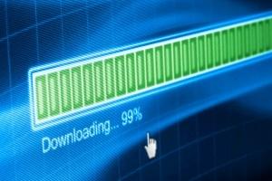 Urheberrecht im Internet: Beim Filesharing werden Dateien widerrechtlich verbreitet.