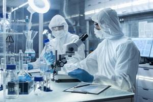 Der Verbraucherschutz für Lebensmittel beginnt praktisch im betrieblichen Labor.