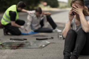 """Das Thema """"Verkehrshaftung"""" ist in der Regel dann ein Thema, wenn es zu einem Unfall kam"""
