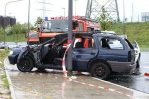 Verkehrsrecht: Ein Anwalt in Magdeburg kann Sie nach einem Autounfall unterstützen.