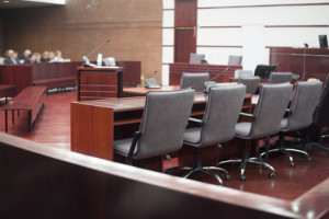 Im Verkehrsstrafrecht gibt es meistens ein Strafverfahren vor Gericht