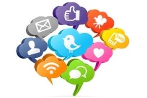 Bei der Vermittlung von Medienkompetenz spielen die sozialen Netzwerke eine wichtige Rolle.