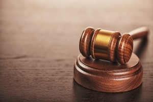 Der Vollzug einer Haft wird im Strafvollzugsgesetz reglementiert