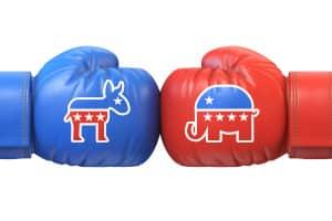 Bei den Vorwahlen in den USA wird der Präsidentschaftskandidat der jeweiligen Partei bestimmt.