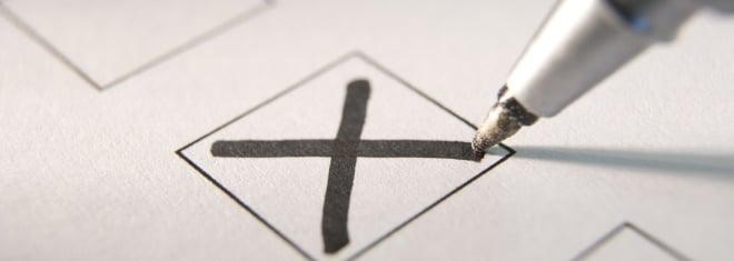Wie muss ich Wahlzettel ausfüllen, damit meine Stimmen auch zählen? Dieser Ratgeber liefert die Antwort.