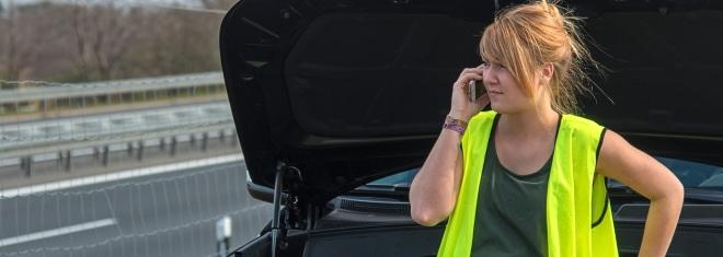 Die Warnwestenpflicht soll bei Unfällen und Pannen für mehr Sicherheit sorgen.