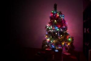 Der Weihnachtsbaum kann ein Bußgeld bescheren, in vielerlei Situationen.