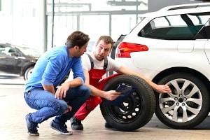 Welche Reifen darf ich gemischt fahren und welche nicht?