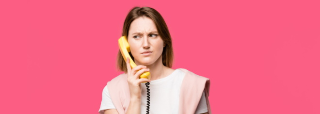 Das Klingeln des Telefons raubt Ihnen den letzten Nerv? Es gibt Wege, um lästige Werbeanrufe zu stoppen!