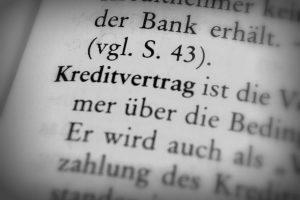 das widerrufsrecht beim privatkredit ist gesetzlich geregelt - Widerrufsbelehrung Darlehen Muster