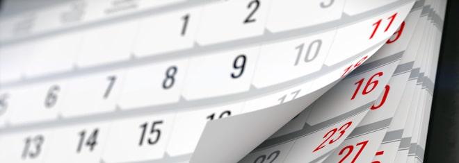 Wie lange dauert ein Bußgeldbescheid?