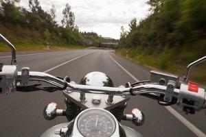 Wie werden Motorräder geblitzt?