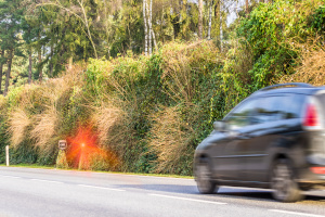 Durch den Zeugenfragebogen soll der Verkehrssünder identifiziert werden.