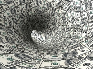 Zinsen auf eine Grundschuld sind zu zahlen - ähnlich wie bei einem Darlehen.