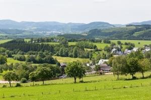 Der Zusammenhang eines Ortsteils spielt in Bauvorschriften eine große Rolle.
